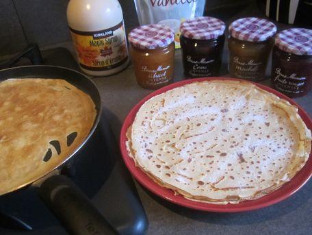 RECIPE MAIN IMAGE Pâte à crêpe, Chandeleur oblige