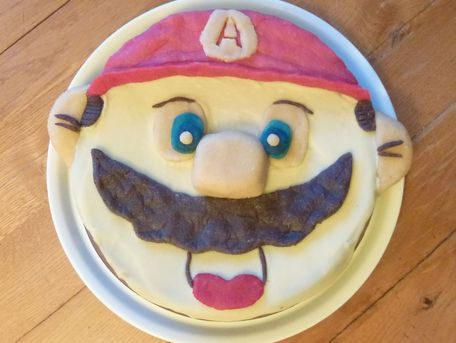 RECIPE MAIN IMAGE Gateau Mario