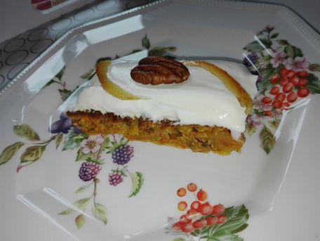 RECIPE MAIN IMAGE Gâteau carotte et fruits secs