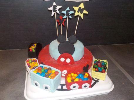 RECIPE MAIN IMAGE La Fête chez Mickey