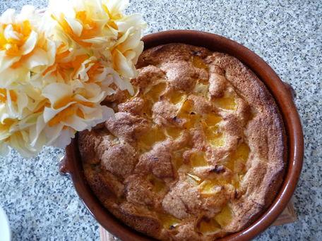 RECIPE MAIN IMAGE Gâteau à l'orange et noisette.
