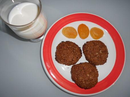 RECIPE MAIN IMAGE Les biscuits du p'tit déj pour bien démarrer la journée.