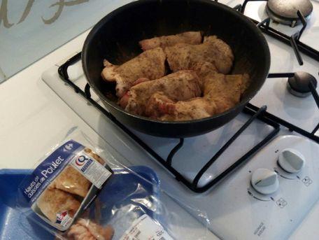 RECIPE MAIN IMAGE Le poulet coco de Valérie