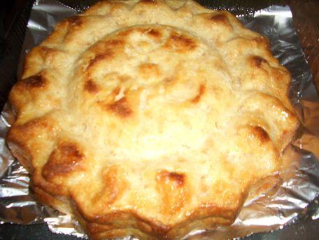 RECIPE MAIN IMAGE Pudding aux pommes