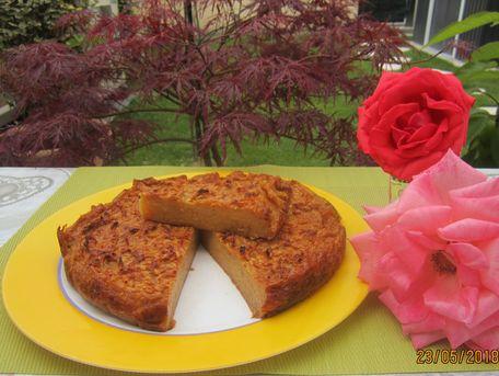 RECIPE MAIN IMAGE Clafoutis aux pommes invisibles et Manzana