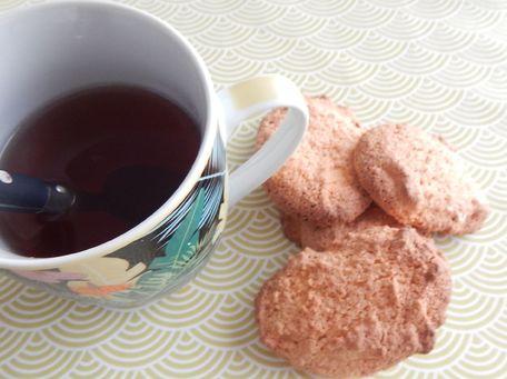 RECIPE MAIN IMAGE Palets noix de coco et Amandes sans gluten