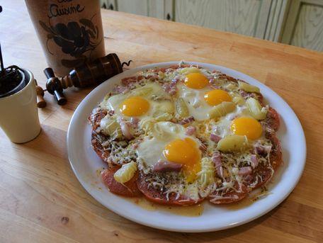 RECIPE MAIN IMAGE Omelette provençale à ma manière