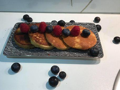 RECIPE MAIN IMAGE Pancake