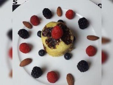 RECIPE MAIN IMAGE Bowl cake chocolat et amandes