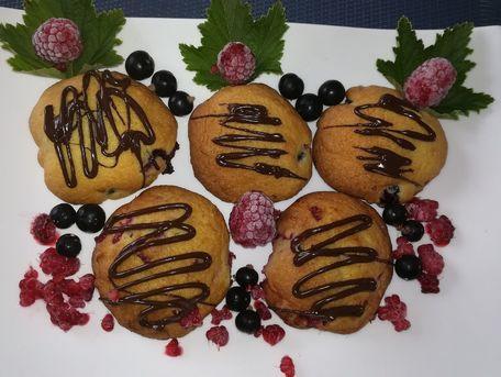 RECIPE MAIN IMAGE Cookies au cassis