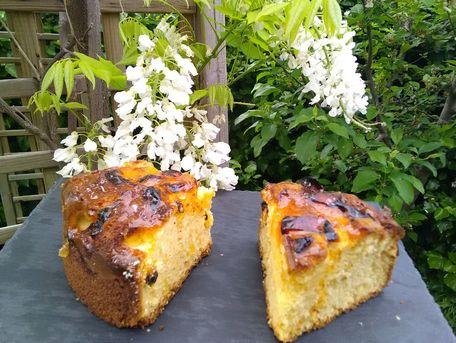 RECIPE MAIN IMAGE Gâteau à l'ananas caramélisé