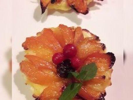 RECIPE MAIN IMAGE Tartelettes aux abricots Bergeron