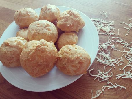 RECIPE MAIN IMAGE Gougères