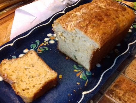 RECIPE MAIN IMAGE Cake salé au thon saveur oseille