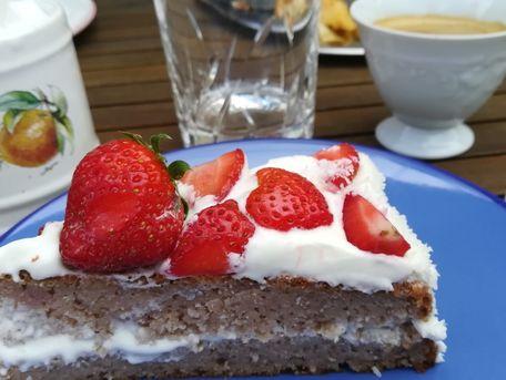 RECIPE MAIN IMAGE Coco fraises