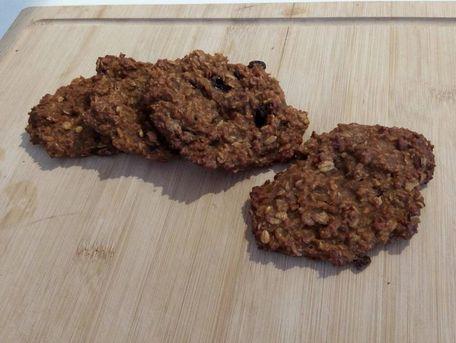 RECIPE MAIN IMAGE Carrot cookies