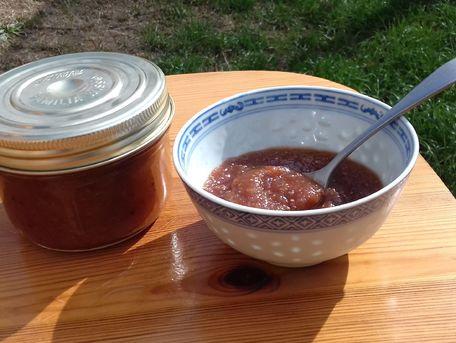 RECIPE MAIN IMAGE Chutney de figues aux tomates, pommes et poires