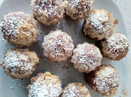 RECIPE MAIN IMAGE Muffins à la mangue et noix de coco