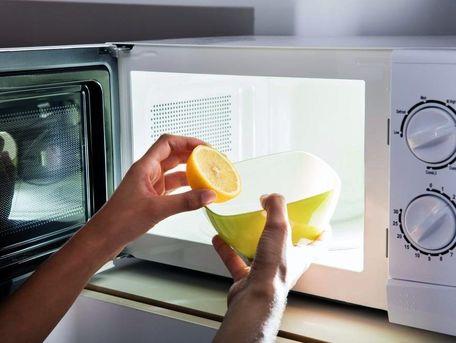 ADVICE MAIN IMAGE nettoyage micro onde avec du vinaigre + citron