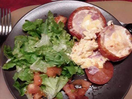 RECIPE MAIN IMAGE Tomates farcies light