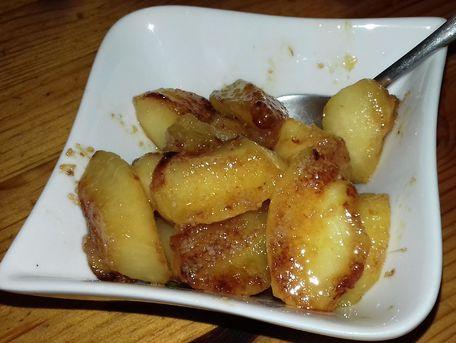 RECIPE MAIN IMAGE Pommes sautées au beurre salé