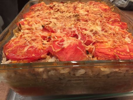 RECIPE MAIN IMAGE Tomates farcies en gratin
