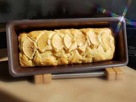 RECIPE MAIN IMAGE Un gâteau aux pommes qui fait recette
