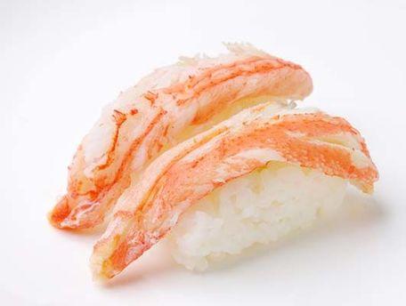 RECIPE MAIN IMAGE Sushi au crabe