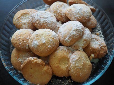 RECIPE MAIN IMAGE Biscuits sans gluten au whisky