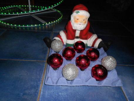ADVICE MAIN IMAGE Gros bisous, Père Noël.  A l'année prochaine !!!