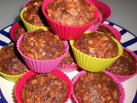 RECIPE MAIN IMAGE Muffins au muesli du P'tit Déj'