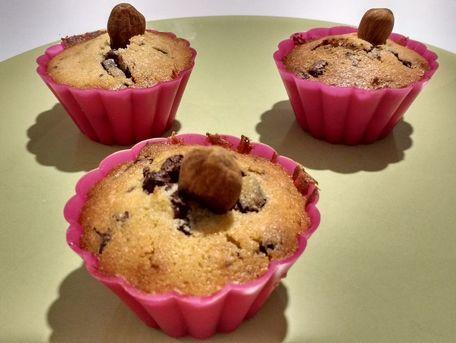 RECIPE MAIN IMAGE Cup Cakes aux pépites de chocolat