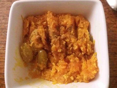 RECIPE MAIN IMAGE Gâteau de carottes (Dessert comme en Inde)