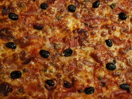 RECIPE MAIN IMAGE Pizza maison sauce Zucchine