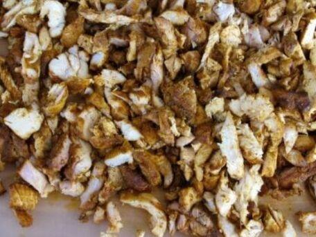RECIPE MAIN IMAGE Poulet shawarma