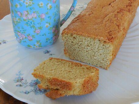 RECIPE MAIN IMAGE Cake avec des blancs d'oeuf