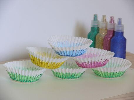 ADVICE MAIN IMAGE Personnaliser ses caissettes à cupcakes