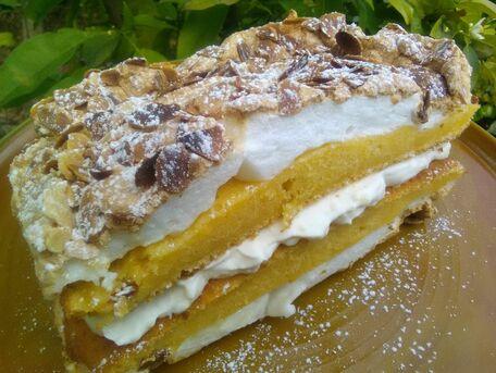 RECIPE MAIN IMAGE Gâteau bonheur