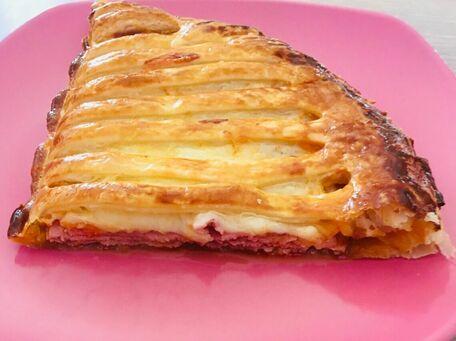 RECIPE MAIN IMAGE Feuilleté au fromage