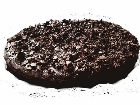 RECIPE MAIN IMAGE Moelleux au chocolat de Mamie