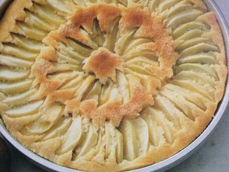 RECIPE MAIN IMAGE Suave aux pommes