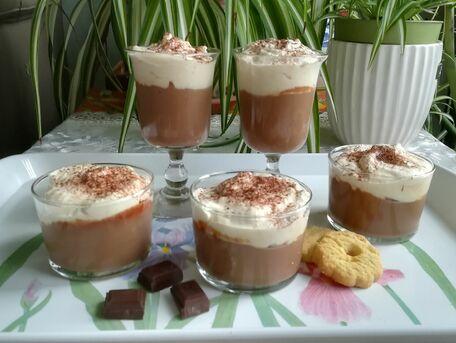 RECIPE MAIN IMAGE Liégeois café chocolat