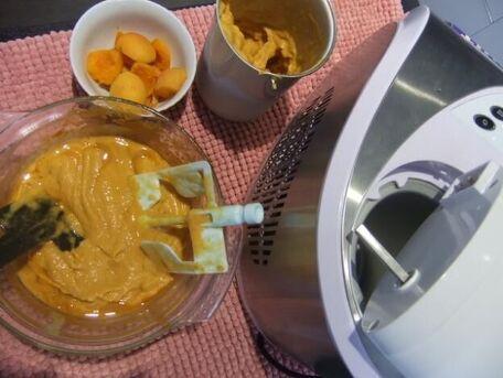 RECIPE MAIN IMAGE Sorbet abricots