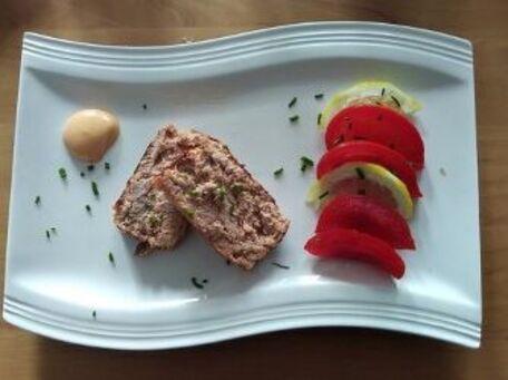 RECIPE MAIN IMAGE Terrine fraîcheur au thon et au fromage blanc