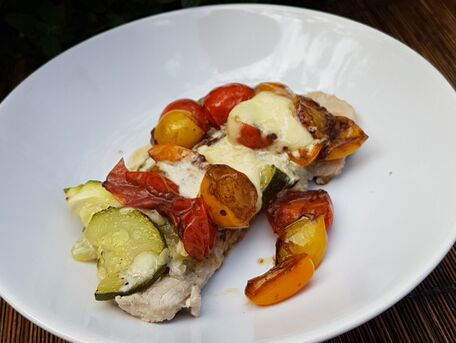 RECIPE MAIN IMAGE Veau fromager