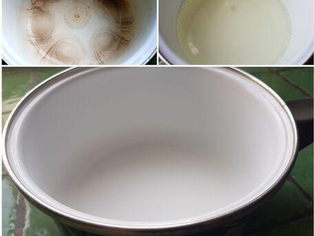 ADVICE MAIN IMAGE Redonner sa blancheur à une casserole brûlée