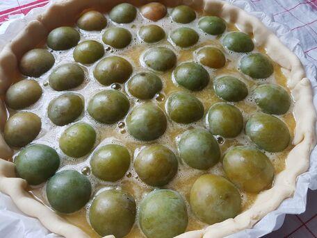 ADVICE MAIN IMAGE Pour réaliser une bonne tarte aux prunes