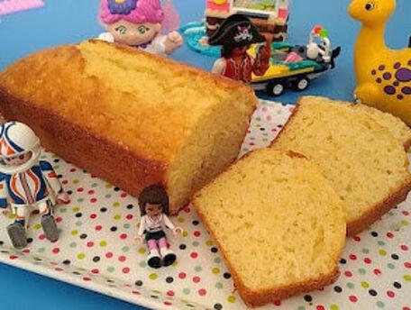 RECIPE MAIN IMAGE Gâteau au yaourt