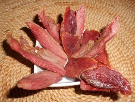 ADVICE MAIN IMAGE Des chips de jambon cru en 2 minutes chrono