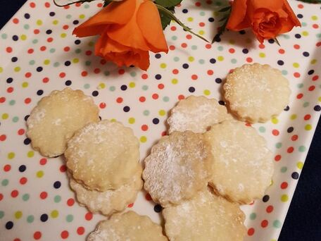 RECIPE MAIN IMAGE Biscuits